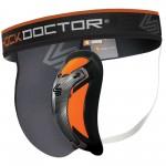 Shock Doctor Coquilha de Carbono com Suporte Ultra Carbon Flex 329