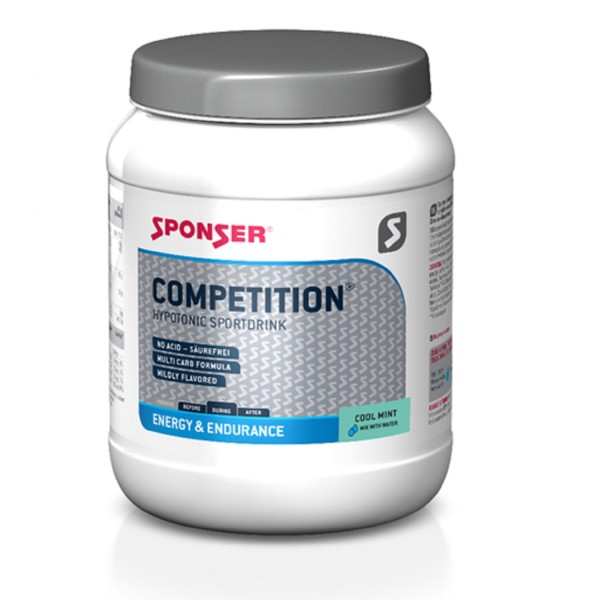 Sponser Competition Cool Menta 1000g