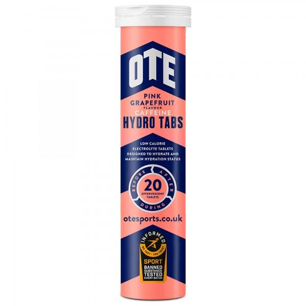 OTE Hydro Tab Toranja Cafeina 20 Pastilhas