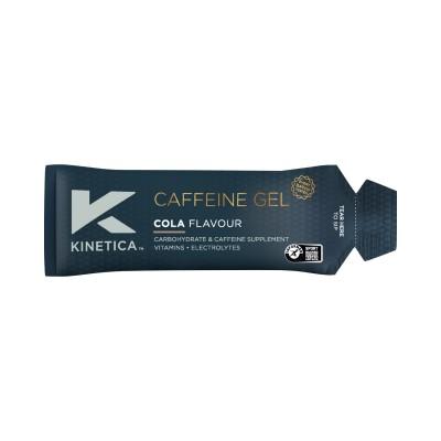 Kinetica Gel Energético com 105mg Cafeína Sabor Cola 70ml