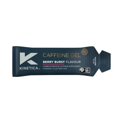 Kinetica Gel Energético com 105mg Cafeína Sabor Frutos Silvestres 70ml