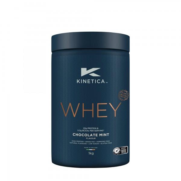 Kinetica Proteína Whey Chocolate Menta 1Kg