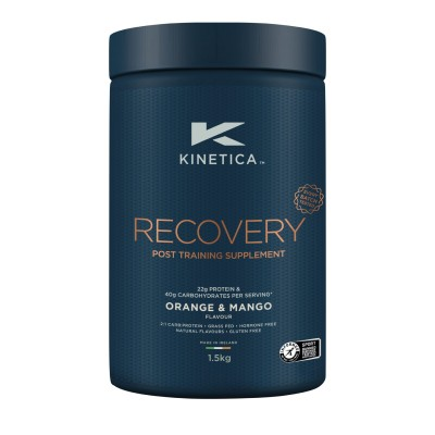 Kinetica Recovery 1,5Kg Manga/Laranja (recuperador pós treino)