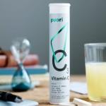 Puori C3 - Vitamina C 500mg (20 pastilhas efervescentes)