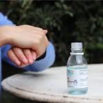 Gel Desinfetante STERIMAN PLUS (70% álcool) 100ml (pack 10 unidades)