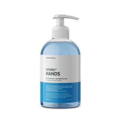 Hydrumedical Desinfetante para mãos HYDRU HANDS 500ml
