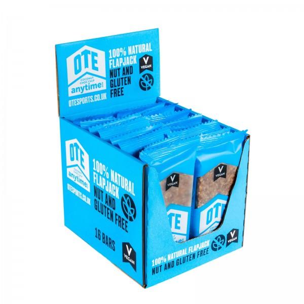 OTE Caixa de Barra Energéticas Anytime Coco e Chocolate (16 barras de 62g)