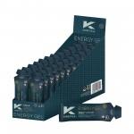 Kinetica Caixa de Géis Energéticos com sabor a Cola (24 géis de 70ml)