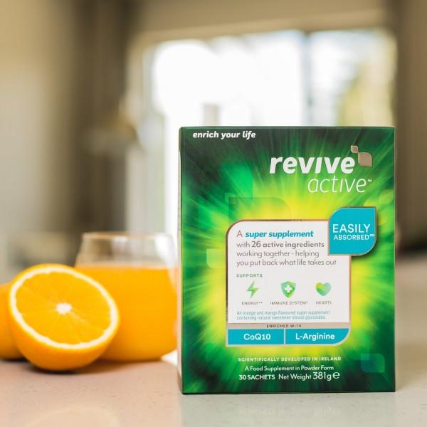Revive Active - multivitamínico completo para pessoas ativas