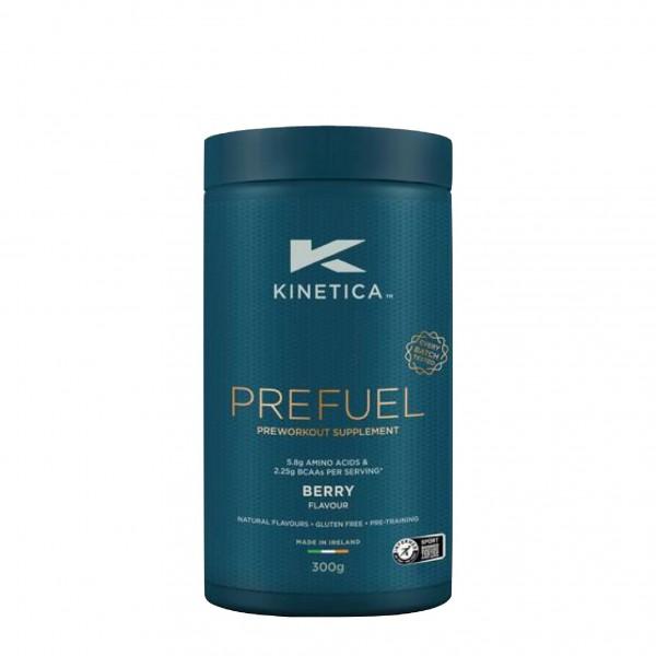 Kinetica PreFuel 300g Frutos Silvestres (Pré-treino)