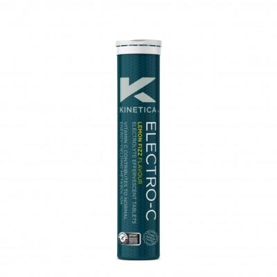 Kinetica Electro-C 15 pastilhas Fizz Limão