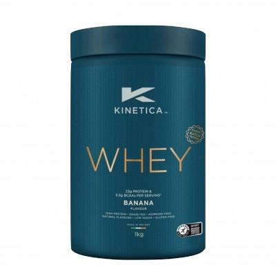Kinetica Whey Protein Banana 1Kg