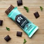 OTE Caixa de Barra Proteicas Anytime sabor chocolate menta (16 barras de 55g)