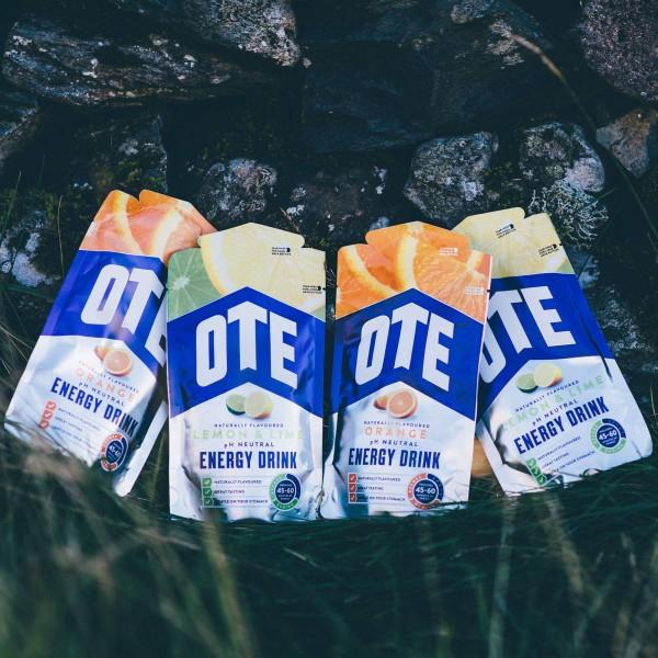 OTE Energy Drink Groselha Negra 43g