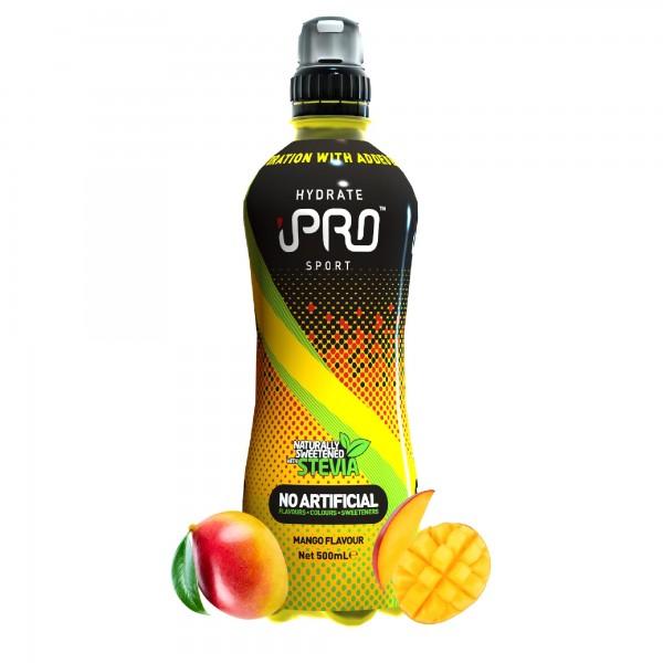 Bebida Hidratante iPRO HYDRATE Sport Sabor Manga - 500ml
