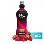 Pack 12x - Bebida Hidratante iPRO HYDRATE Sport Sabor Frutos Silvestres - 500ml