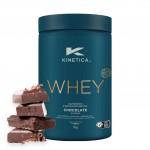 Kinetica Proteína Whey Chocolate 1Kg