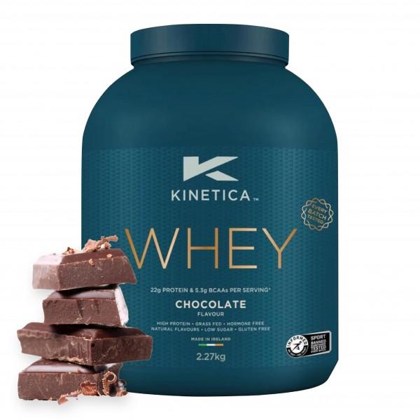 Kinetica Proteína Whey Chocolate 2,27kg