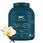 Kinetica Proteína Whey Baunilha 2,27kg