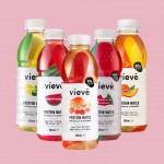 Pack Vieve 5x Água Proteica (vários sabores)