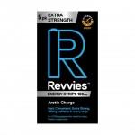 Revvies Tiras Energéticas Arctic Charge Extra Forte 100mg cafeína (1x5 Pack)