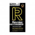 Revvies Tiras Energéticas Cola Limão Extra Forte 100mg cafeína (1x5 pack)