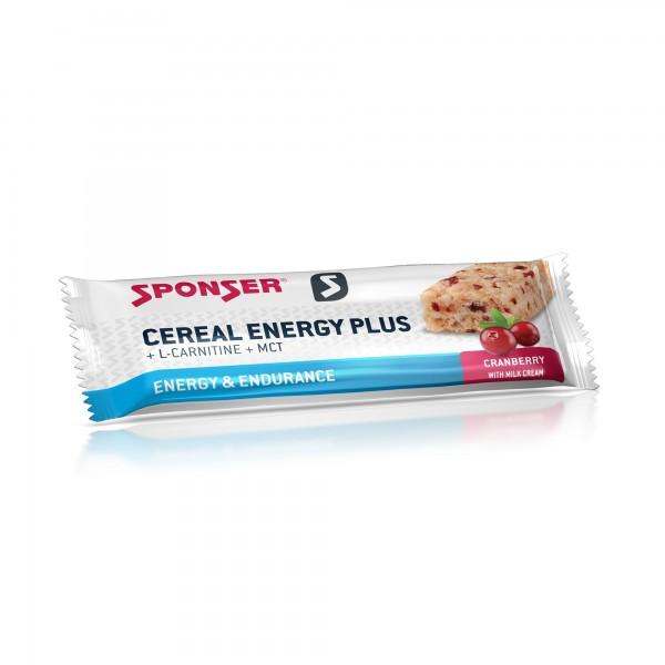 Sponser - Cereal Energy Plus Arando 40g