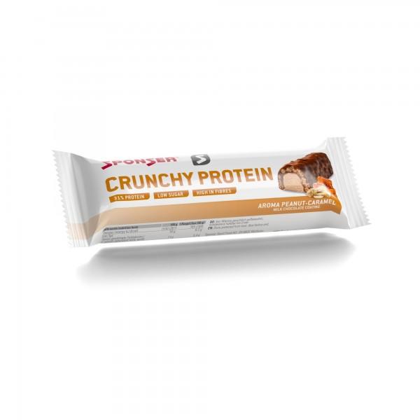 Sponser Protein Bar Crunchy Amendoim-Caramelo 50g