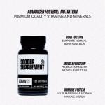 Soccer Supplement Vitamina D3 120 cápsulas