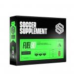 Soccer Supplement Gel Energético Fuel90 Limão-Lima (caixa 12 géis)
